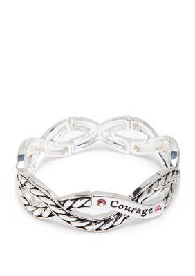 Kim Rogers Courage Wave Bracelet