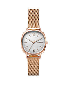 Women's Rungsted Mini Steel-Mesh Watch