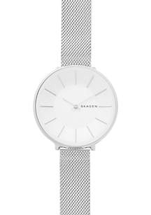 Women's Stainless Steel Karolina Steel-Mesh Watch