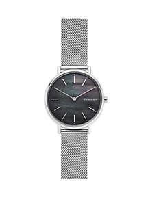 Signatur Slim Steel-Mesh Watch