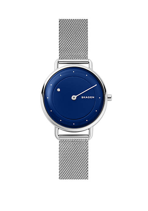 Skagen Horizont Stainless Steel Diamond Watch