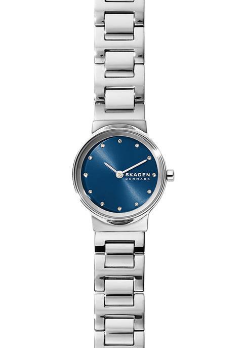 Womens Freja Steel Link Watch