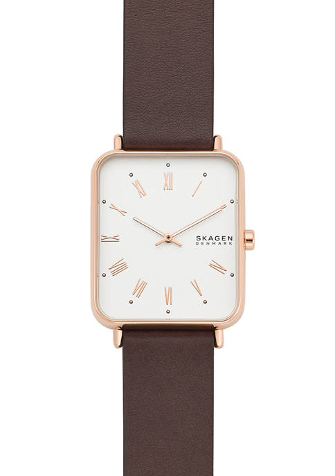 Ryle Brown Leather Watch