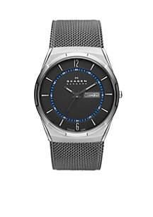 Men's Titanium Mesh Watch