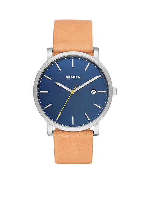 Skagen Mens Hagen Three Hand Watch