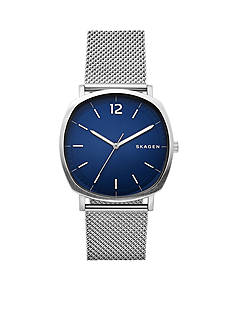 Skagen Rungsted Steel-Mesh Watch
