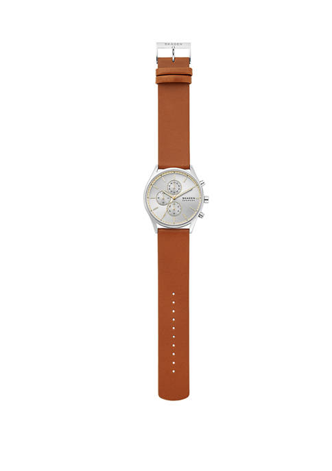 Holst Brown Leather Watch