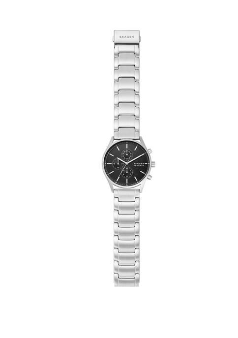 Holst Silver Link Watch