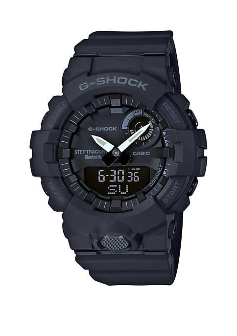G-Shock Mens Ana-Digi Face Light Button Watch
