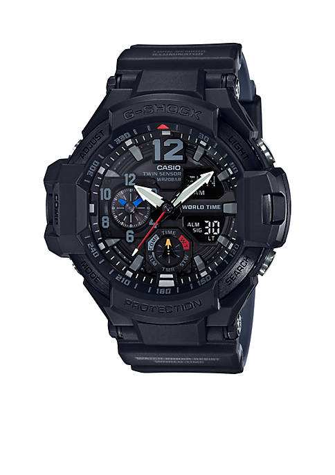 G-Shock Gravity Master Analog-Digital Watch