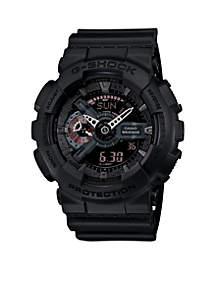 XL Case Matte Black Ana-Digi G-Shock Watch