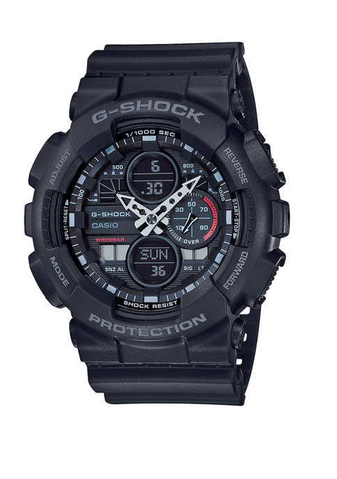 G-Shock Black Analog Digital Watch