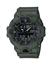 Men's G-Shock Ana-Digi Military Green Sport Watch