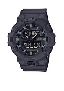 Men's G-Shock Ana-Digi Dark Gray Sport Watch