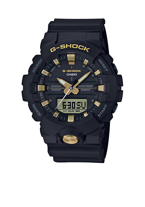 G-Shock Slim Ana-Digi with Black Front Light Button
