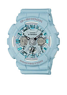 Light Blue Ana Digital S Series Watch