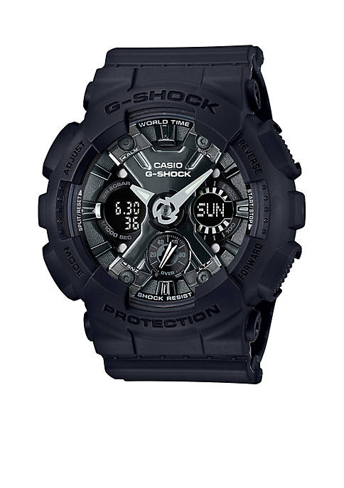 Mens Black S-Series G-Shock Watch