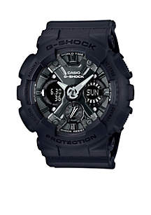 Men's Black S-Series G-Shock Watch
