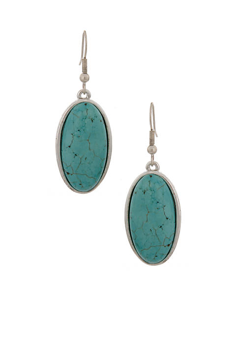 Erica Lyons Sand and Water Earrings