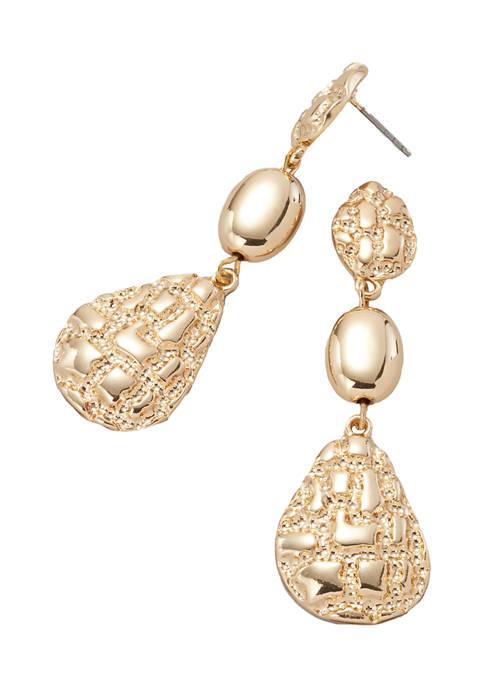 Linear Earrings