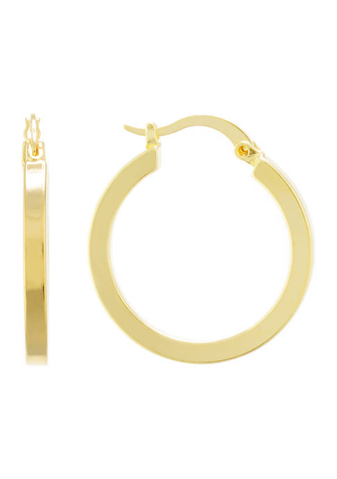 Belk Silverworks Yellow Gold Fine Silver Plated High