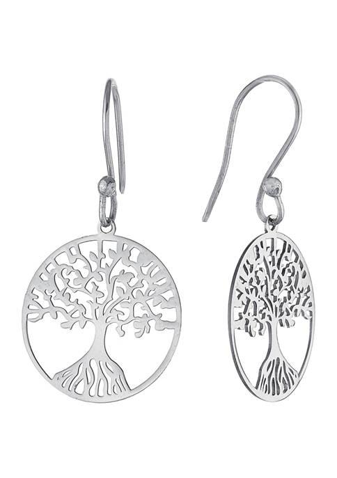 Belk Silverworks Sterling Silver Laser Cut Tree in