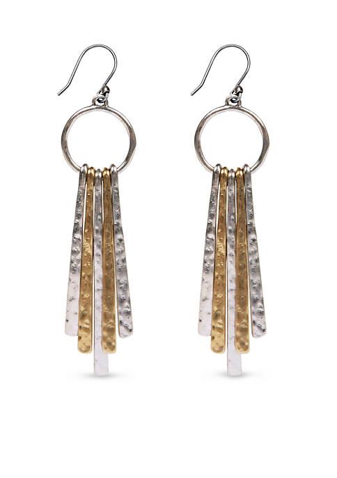 Lucky Brand Chandelier Earring