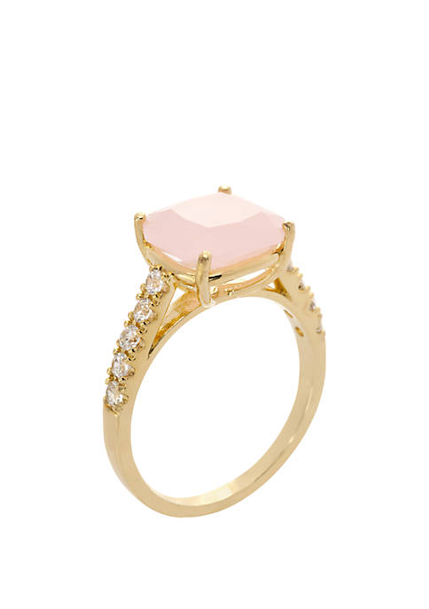New Directions® Cushion Cut Ring