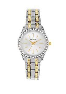 Kim Rogers® Glitz Bracelet Watch