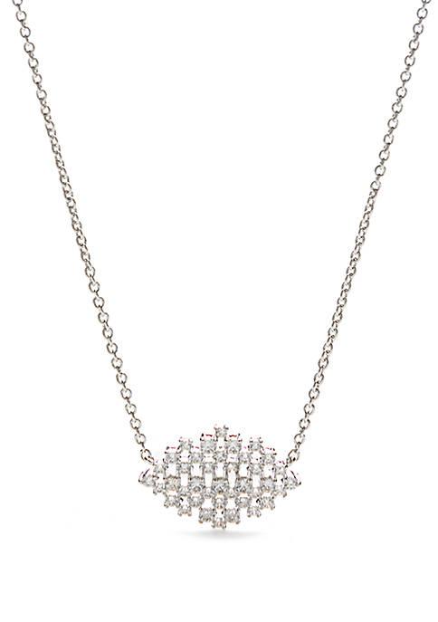 Small Lattice Necklace