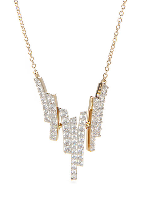 Ripple Cascade Necklace