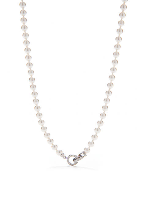 Pearl All Around Necklace