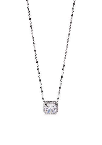 Nadri cubic zirconia pendant necklace belk nadri cubic zirconia pendant necklace aloadofball Images