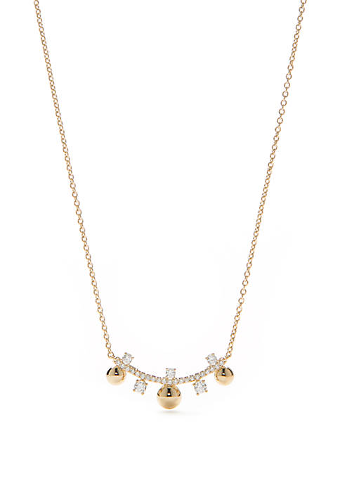 La Jolla Small Bar Necklace