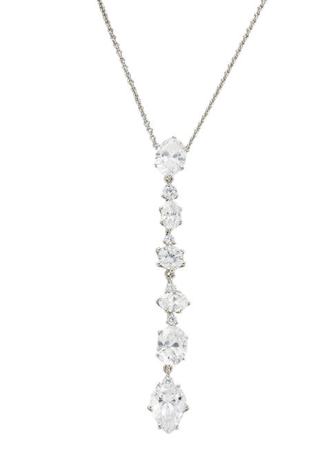 Frolic Linear Necklace