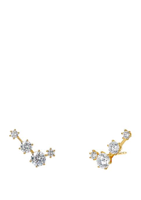 Nadri Edwardian Cubic Zirconia Earrings