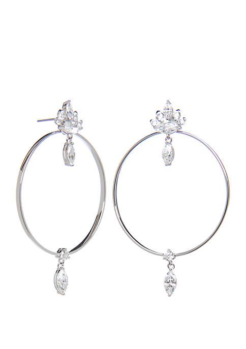 Tango Doorknocker Earrings