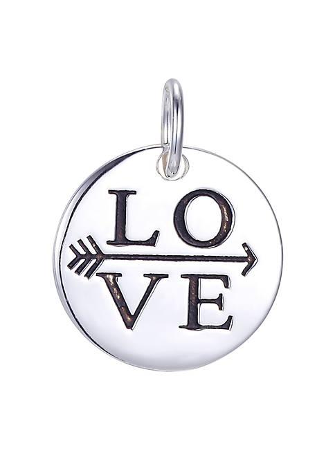 Belk Silverworks Southern Charm Sterling Silver Love Arrow