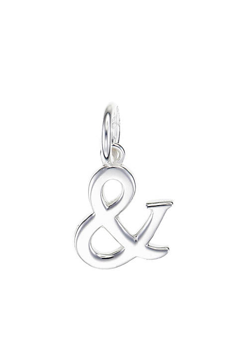 Belk Silverworks Southern Charm Sterling Silver Ampersand Charm