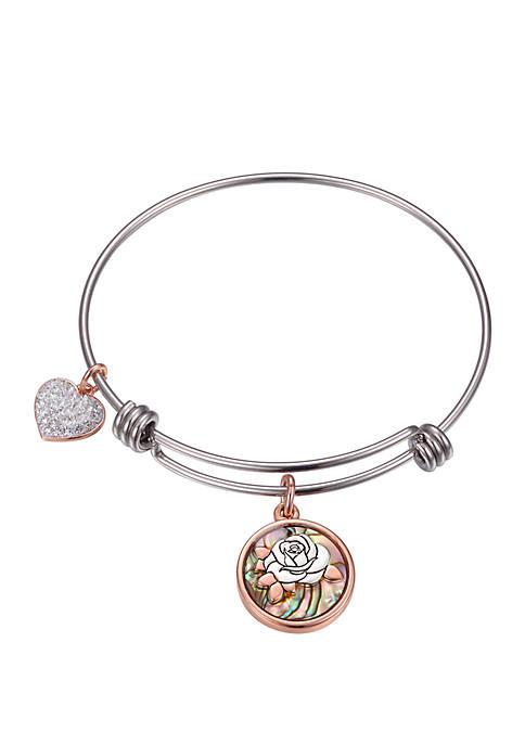 Adjustable Bangle Bracelet