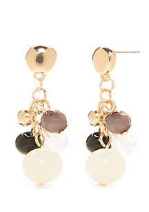 New Directions® Cluster Earrings