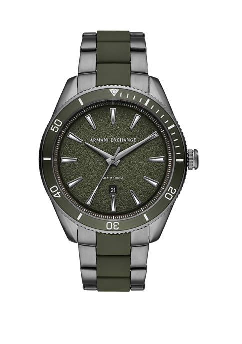 Armani Exchange AX Mens Active Three Hand 2