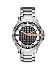 Stainless Steel Men's Dress Watch