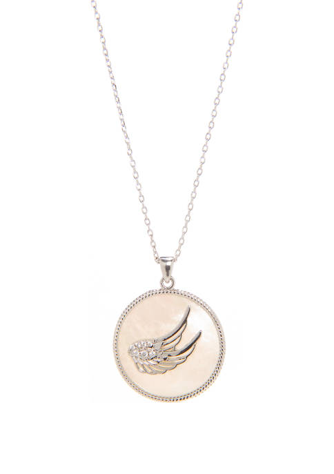 Wings Pendant Necklace