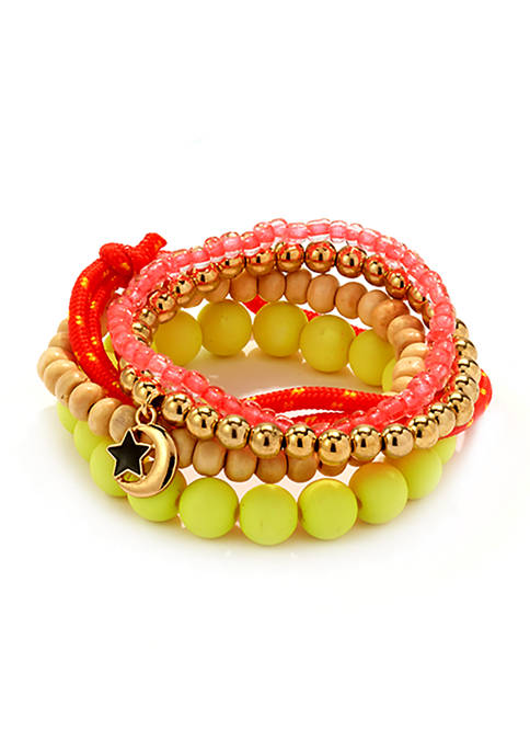 Set of 5 Bracelet Set