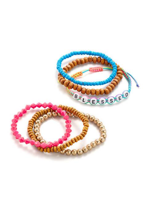 6-Piece Bracelet Set