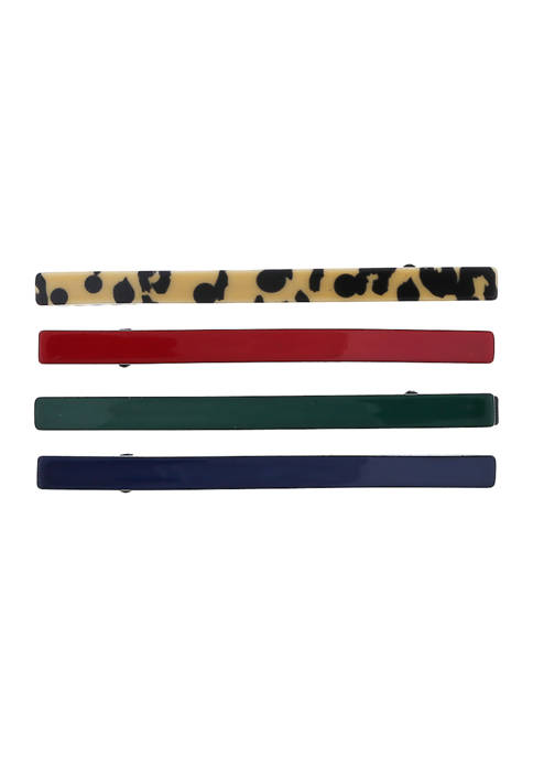 Set of 4 Clips