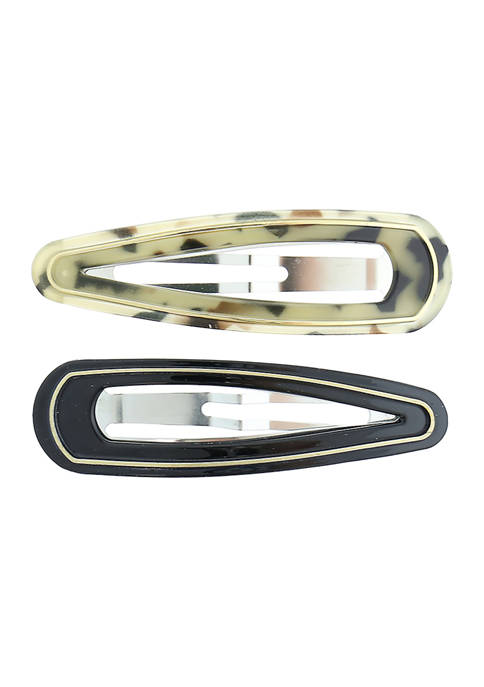Set of 2 Snap Clips