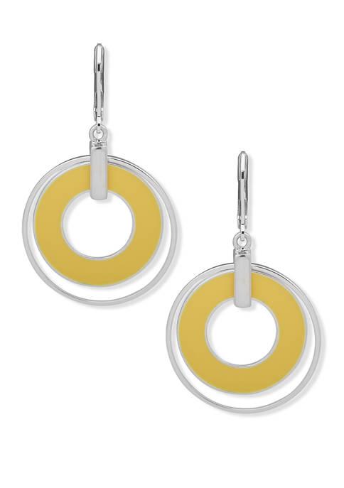 Ring Orbital Earrings