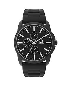 Legion Men's Black Out Silicone Watch